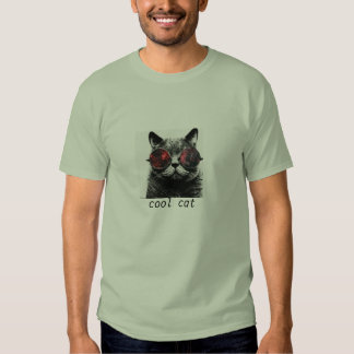 Chat frais t-shirts