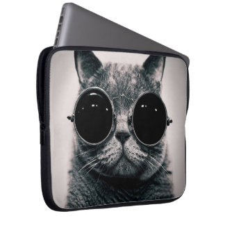 chat housses ordinateur portable