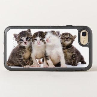 Chat japonais coque otterbox symmetry pour iPhone 7