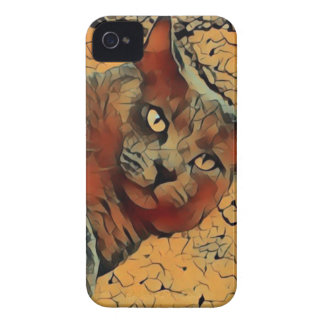 Chat mystérieux coque Case-Mate iPhone 4