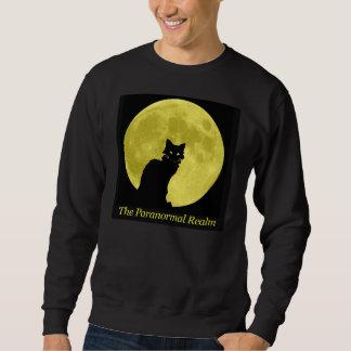 Chat noir et sweatshirt de base | de pentagone