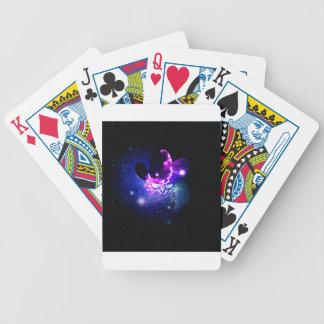 Chat Portrait3 de l'espace Jeux De Cartes