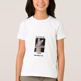 Chat sérieusement frais t-shirt