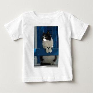 Chat T-shirt Pour Bébé