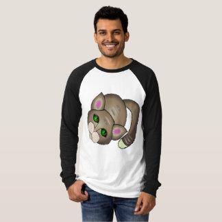 Chat triste t-shirt
