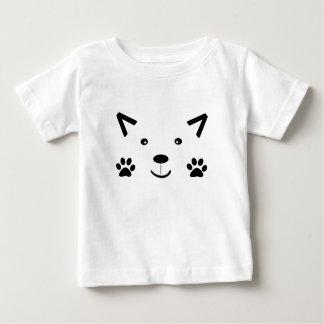 Chat trop mignon t-shirt pour bébé