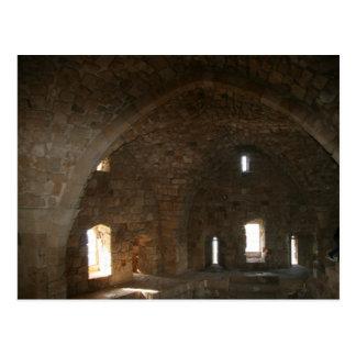 Château 3 de mer de Saida Carte Postale
