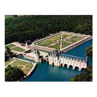 Château Chenonceaux, Indres et Loire Carte Postale