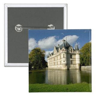 Château d'Azay-le-Rideau, Indre-et-Loire, 2 Badge