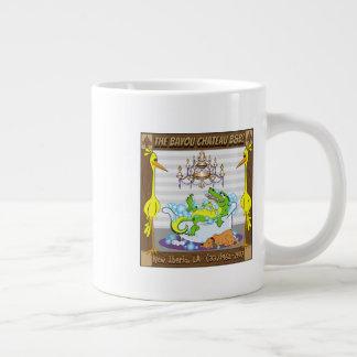 Château de bayou, nouvelle Ibérie, chambre d'hôte Mug