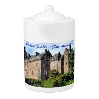 Château de Brodick - clan Hamilton