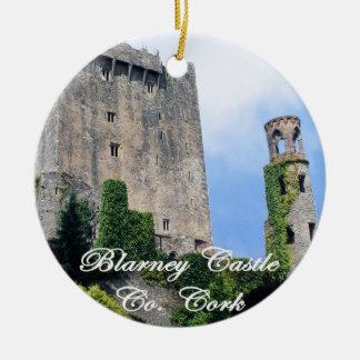 Château de cajolerie, Irlande. Ornement irlandais