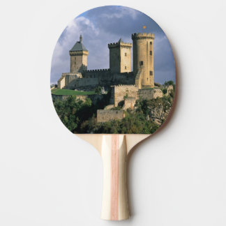Château de Comtal de château des comptes de Raquette De Ping Pong