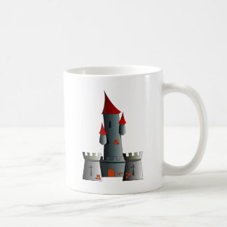 Château de conte de fées mug