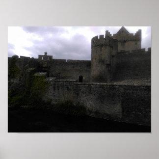 Château de conte de fées posters