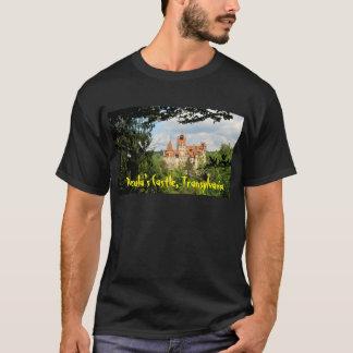 Château de Dracula en Transylvanie, Roumanie T-shirt