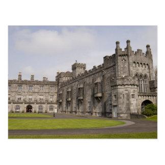 Château de Kilkenny, comté Kilkenny, Irlande Carte Postale