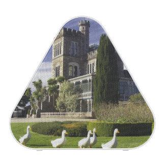 Château de Larnach, péninsule d'Otago, Dunedin, Haut-parleur Bluetooth