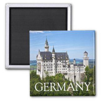 Château de Neuschwanstein, aimant de la Bavière,