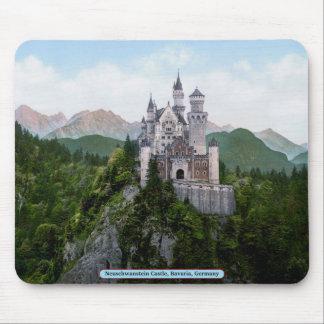 Château de Neuschwanstein, Bavière, Allemagne Tapis De Souris