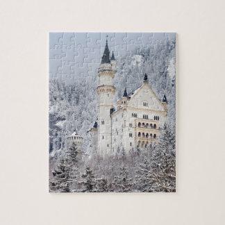 Château de Neuschwanstein Puzzle