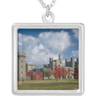 Château de Penrhyn, Gwynedd, Pays de Galles Pendentif Carré