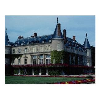 Château de Rambouillet le favori de Charles de Ga Cartes Postales