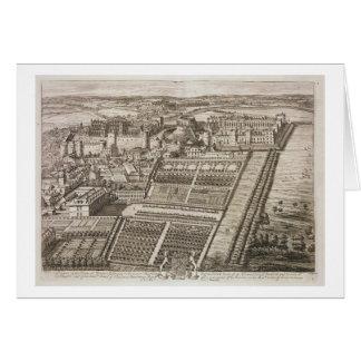 Château de Windsor, gravé par Johannes Kip Cartes