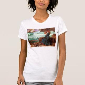 Château d'eau Miranda le T-shirt de tempête