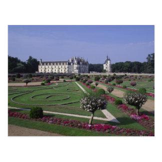 Chateau du Chenonceau, le Val de Loire, Carte Postale
