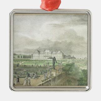 Château et jardin de Sceaux Ornement Carré Argenté