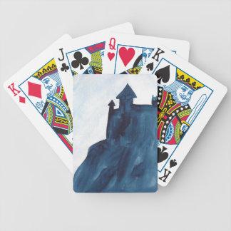 Château la nuit jeux de cartes