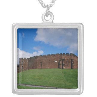 Château montrant la tour de demi-lune, Chester, Pendentif Carré