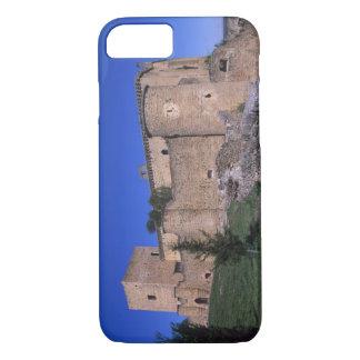 Château Pedraza, Castille Léon, Espagne Coque iPhone 7