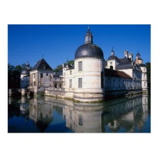 Château Tanlay, Tanlay, Bourgogne, France Carte Postale