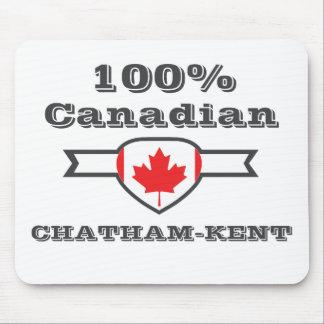 Chatham-Kent 100% Tapis De Souris