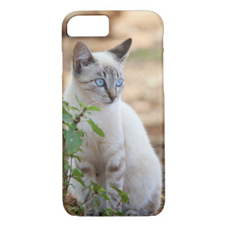 Chaton Coque iPhone 7