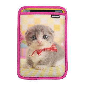 Chaton de Munchkin Housse iPad Mini