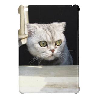 Chaton drôle étui iPad mini