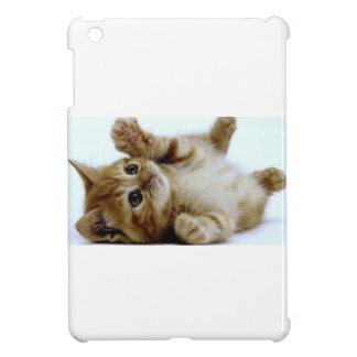 Chaton espiègle coque iPad mini