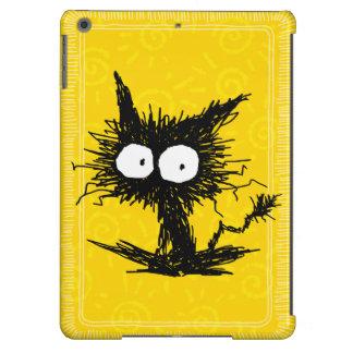 Chaton mal peigné noir GabiGabi Coque iPad Air