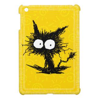 Chaton mal peigné noir GabiGabi Étuis iPad Mini