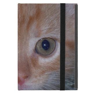 Chaton mignon étui iPad mini