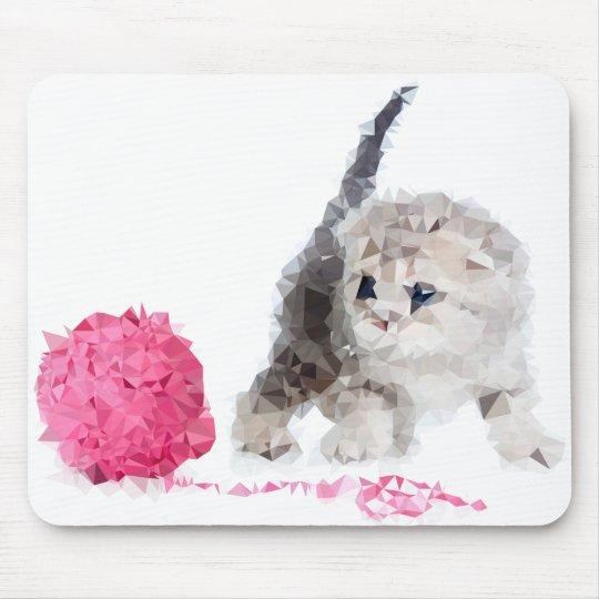 Chaton Mimi Tapis de souris