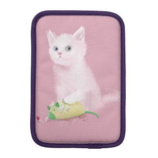 Chaton Housse Pour iPad Mini