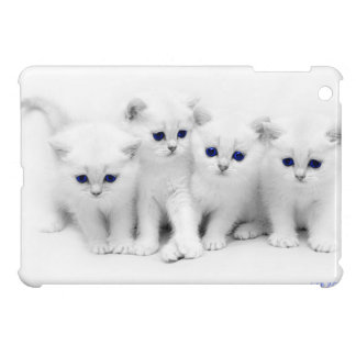 Chatons de bébé coque iPad mini