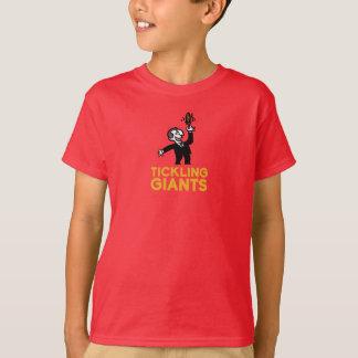 Chatouillement de la jeunesse T de Giants T-shirt