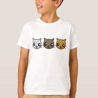 Chats de Kawaii T-shirt