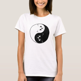 Chats de YinYang T-shirt