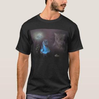 Chats dramatiques t-shirt